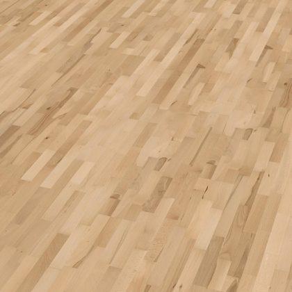 Buk parený struktur lak – parketa