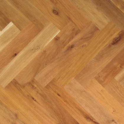 Dub III. Rustik – drevené parkety
