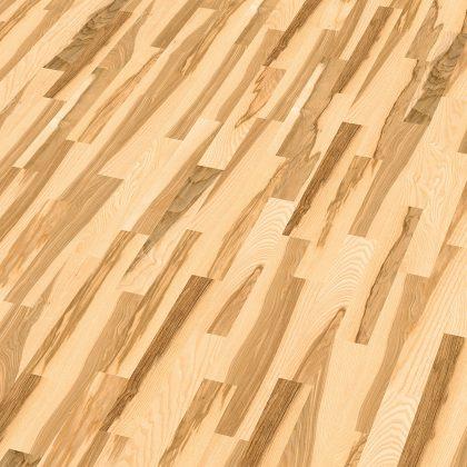 Jaseň struktur lak – parketa